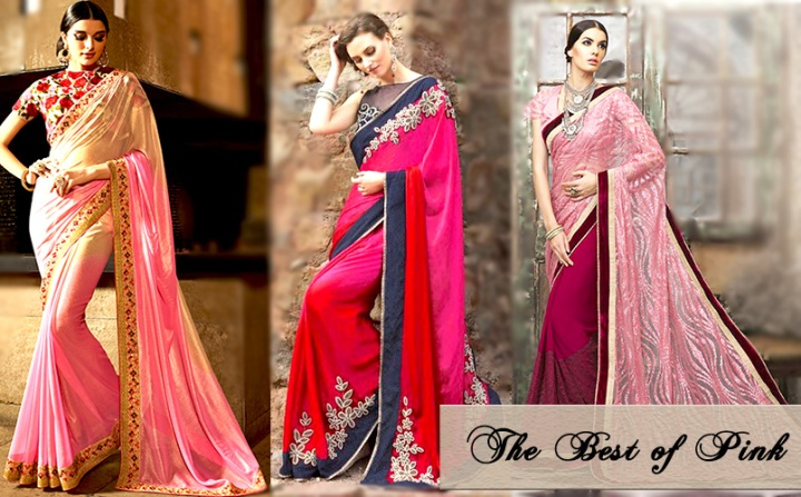 pink-sarees-for-wedding